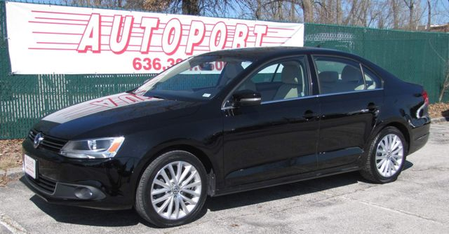 2014 Volkswagen Jetta TDI w/Premium/Nav St. Louis, Missouri 3