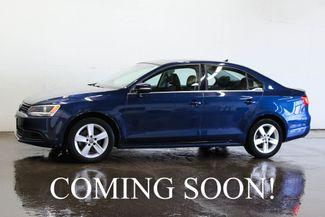 2014 Volkswagen Jetta TDI Clean Diesel w/Backup Cam, Touchscreen in Eau Claire, Wisconsin
