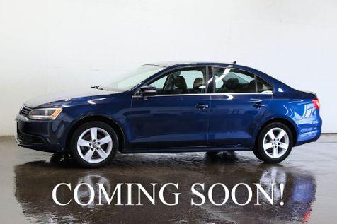 2014 Volkswagen Jetta TDI Clean Diesel w/Backup Cam, Touchscreen Infotainment, Fender Premium Audio & Heated Seats in Eau Claire