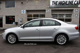 2014 Volkswagen Jetta TDI w/Premium/Nav Waterbury, Connecticut 4