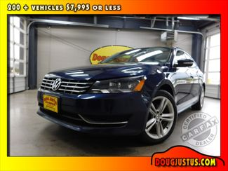 2014 Volkswagen Passat TDI SE w/Sunroof in Airport Motor Mile ( Metro Knoxville ), TN 37777