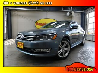 2014 Volkswagen Passat TDI SE w/Sunroof &38; Nav in Airport Motor Mile ( Metro Knoxville ), TN 37777