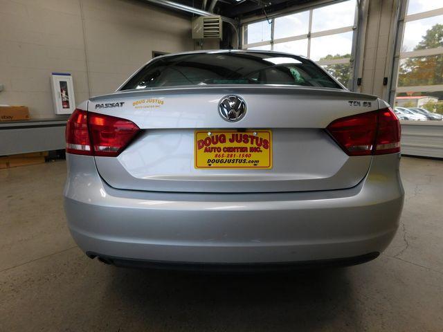 2014 Volkswagen Passat TDI SE w/Sunroof in Airport Motor Mile ( Metro Knoxville ), TN 37777