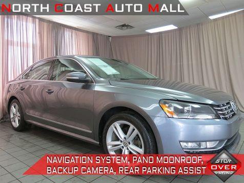 2014 Volkswagen Passat TDI SEL Premium in Akron, OH