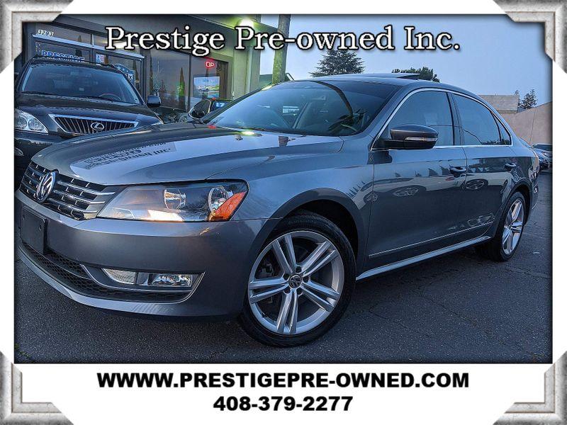2014 Volkswagen PASSAT/NAV TDI SEL PREMIUM  in Campbell CA