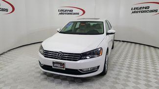 2014 Volkswagen Passat TDI SEL Premium in Carrollton, TX 75006
