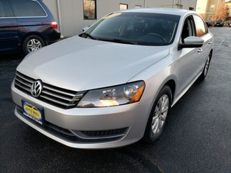 2014 Volkswagen Passat Wolfsburg Ed | Champaign, Illinois | The Auto Mall of Champaign in Champaign Illinois