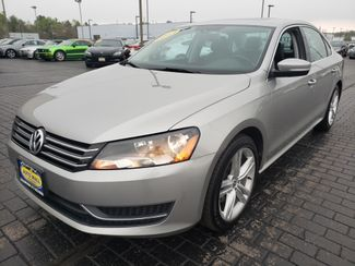 2014 Volkswagen Passat SE w/Sunroof | Champaign, Illinois | The Auto Mall of Champaign in Champaign Illinois