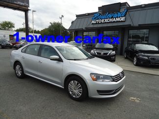 2014 Volkswagen Passat S in Charlotte, North Carolina 28212