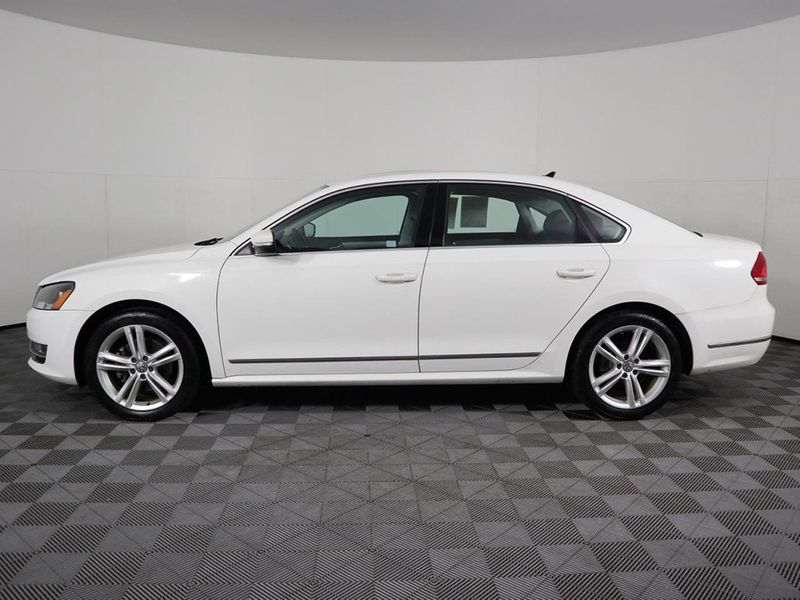 2014 Volkswagen Passat TDI SE wSunroof 38 Nav  city Ohio  North Coast Auto Mall of Cleveland  in Cleveland, Ohio