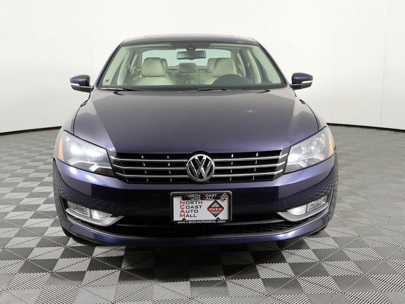 2014 Volkswagen Passat TDI SEL Premium  city Ohio  North Coast Auto Mall of Cleveland  in Cleveland, Ohio