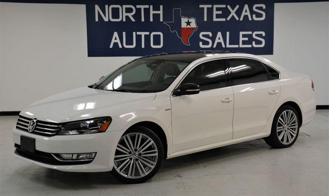 2014 Volkswagen Passat Sport 1 Owner LEATHER HEATED SEATS BACK UP CAMERA
