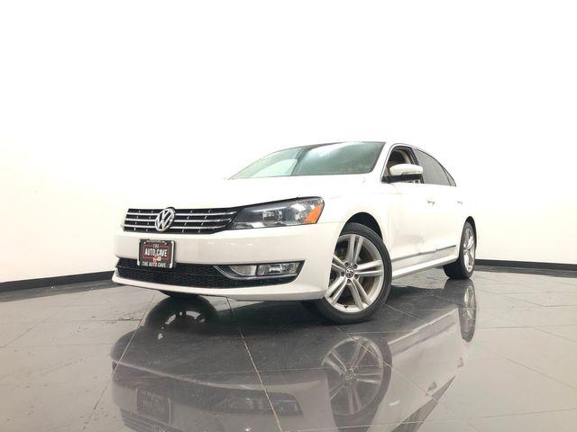2014 Volkswagen Passat *2014 2.0L TDI SEL Premium* | The Auto Cave in Dallas