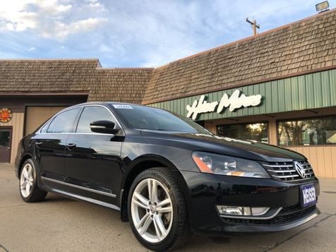 2014 Volkswagen Passat TDI SEL Premium in Dickinson, ND
