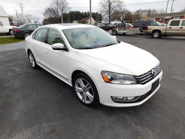 2014 Volkswagen Passat TDI SEL Premium