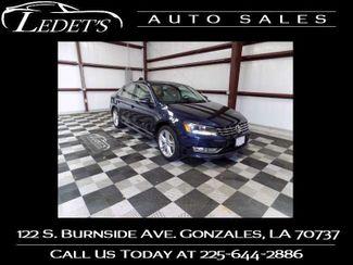 2014 Volkswagen Passat TDI SE w/Sunroof & Nav - Ledet's Auto Sales Gonzales_state_zip in Gonzales
