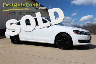2014 Volkswagen Passat SE w/Sunroof in Jackson MO, 63755