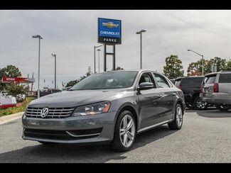 2014 Volkswagen Passat TDI SE w/Sunroof in Kernersville, NC 27284