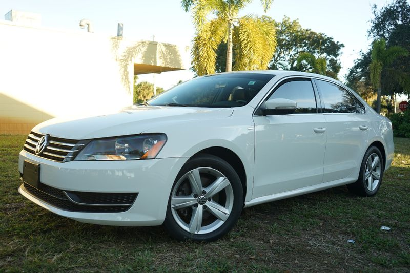 2014 Volkswagen Passat Wolfsburg Ed in Lighthouse Point FL