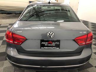 2014 Volkswagen Passat TDI SEL Premium LINDON, UT 4