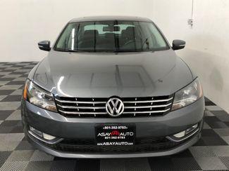 2014 Volkswagen Passat TDI SEL Premium LINDON, UT 8