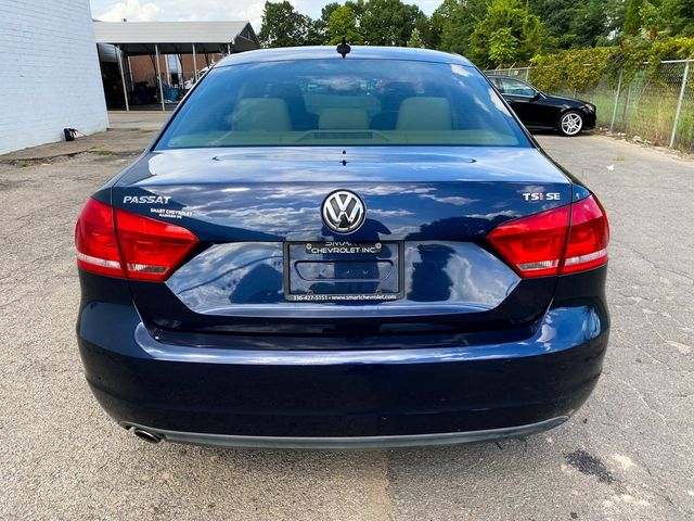 2014 Volkswagen Passat SE Madison, NC 2