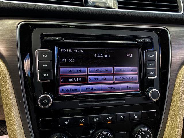2014 Volkswagen Passat SE Madison, NC 29