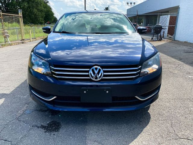 2014 Volkswagen Passat SE Madison, NC 6