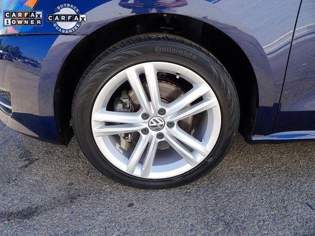 2014 Volkswagen Passat TDI SE w/Sunroof Madison, NC 10