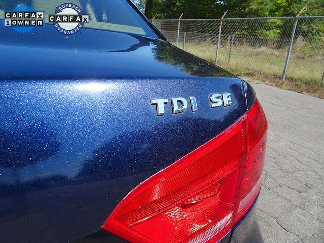 2014 Volkswagen Passat TDI SE w/Sunroof Madison, NC 12