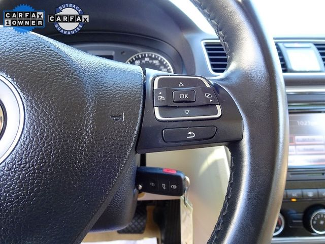 2014 Volkswagen Passat TDI SE w/Sunroof Madison, NC 14