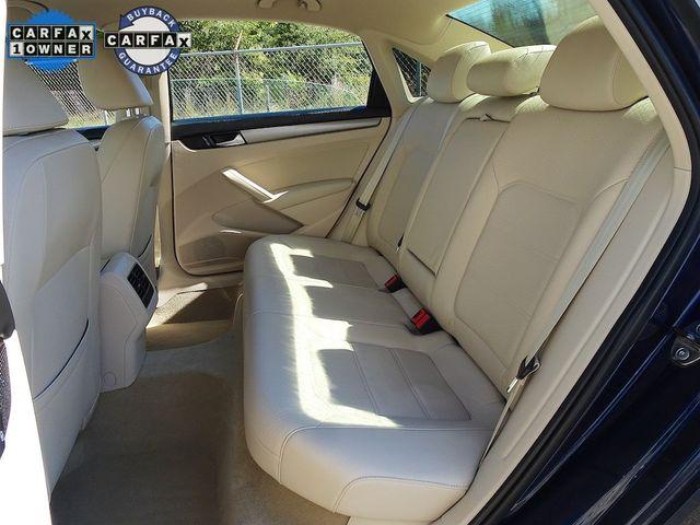 2014 Volkswagen Passat TDI SE w/Sunroof Madison, NC 29