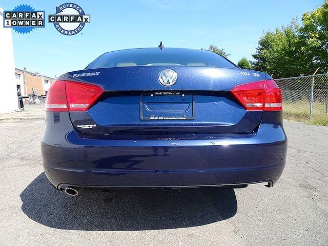 2014 Volkswagen Passat TDI SE w/Sunroof Madison, NC 3