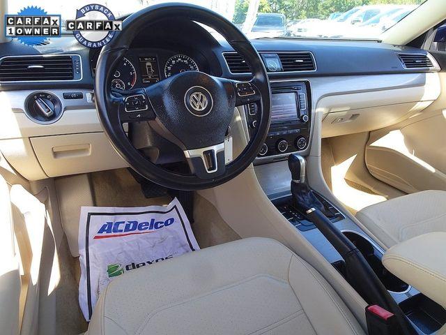 2014 Volkswagen Passat TDI SE w/Sunroof Madison, NC 34