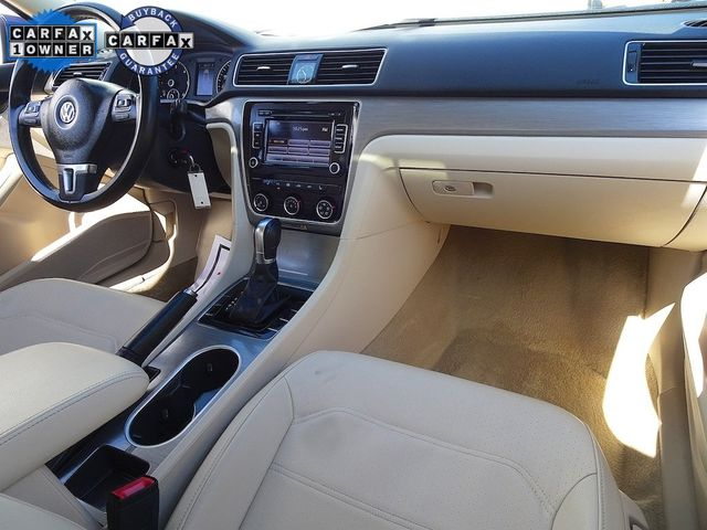 2014 Volkswagen Passat TDI SE w/Sunroof Madison, NC 35