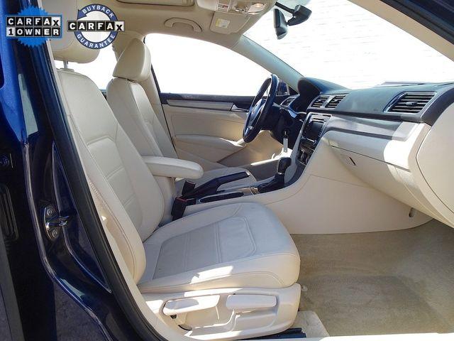 2014 Volkswagen Passat TDI SE w/Sunroof Madison, NC 37