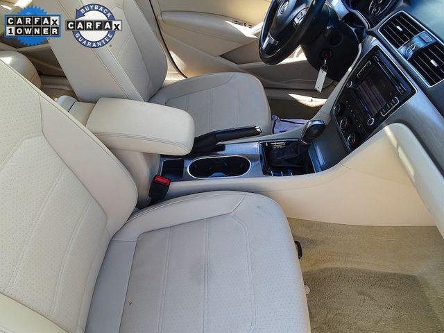 2014 Volkswagen Passat TDI SE w/Sunroof Madison, NC 39