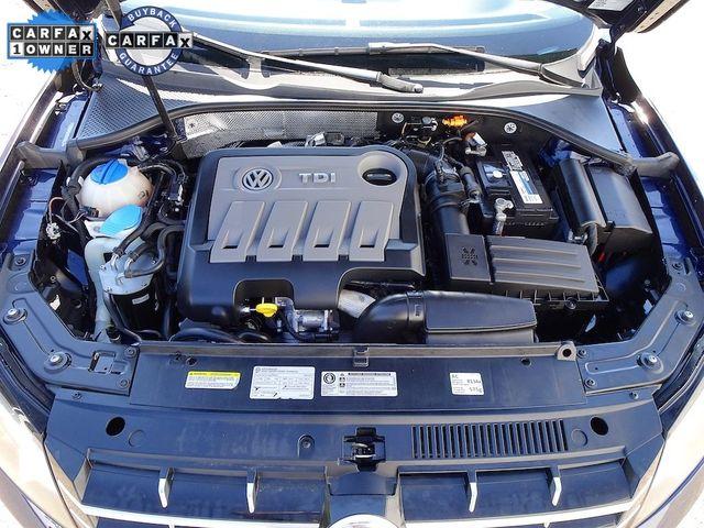 2014 Volkswagen Passat TDI SE w/Sunroof Madison, NC 41