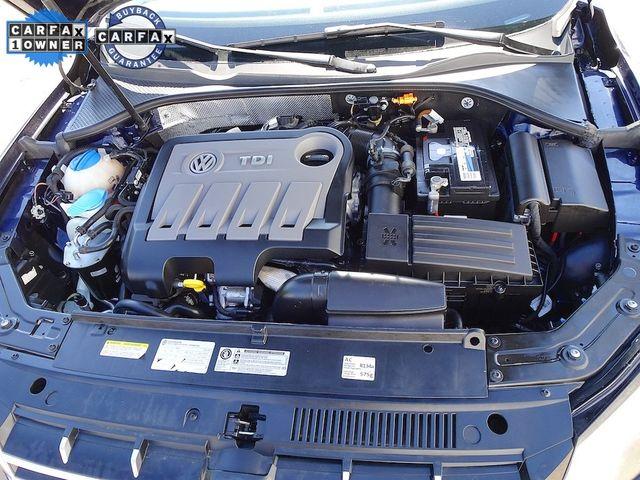 2014 Volkswagen Passat TDI SE w/Sunroof Madison, NC 43