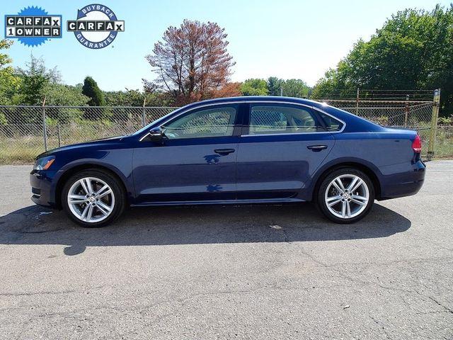 2014 Volkswagen Passat TDI SE w/Sunroof Madison, NC 5