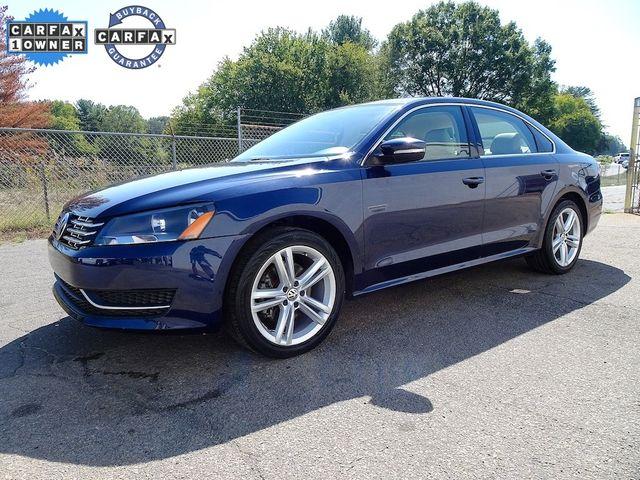 2014 Volkswagen Passat TDI SE w/Sunroof Madison, NC 6
