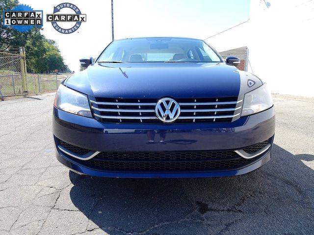 2014 Volkswagen Passat TDI SE w/Sunroof Madison, NC 7
