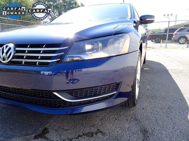 2014 Volkswagen Passat TDI SE w/Sunroof Madison, NC 9