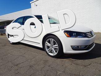2014 Volkswagen Passat TDI SEL Premium Madison, NC