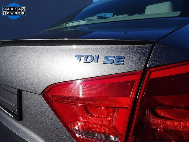 2014 Volkswagen Passat TDI SE w/Sunroof Madison, NC 11