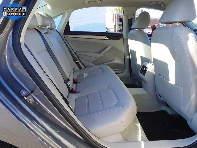 2014 Volkswagen Passat TDI SE w/Sunroof Madison, NC 30