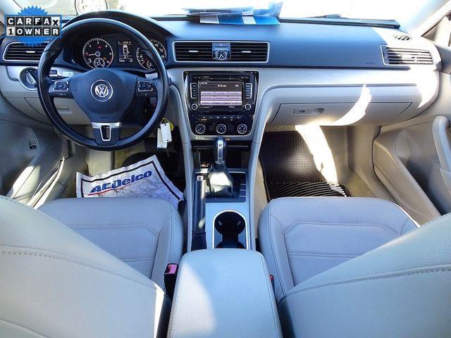 2014 Volkswagen Passat TDI SE w/Sunroof Madison, NC 32