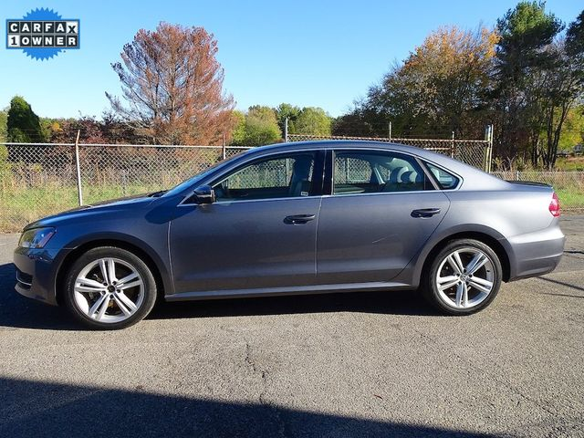2014 Volkswagen Passat TDI SE w/Sunroof Madison, NC 4