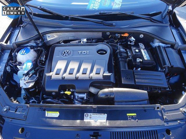 2014 Volkswagen Passat TDI SE w/Sunroof Madison, NC 40