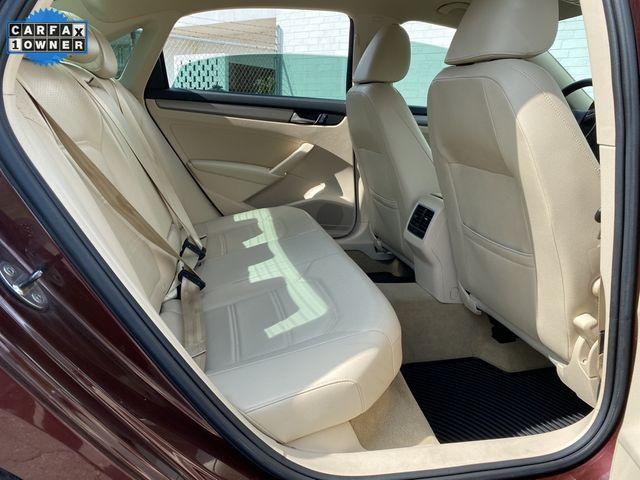 2014 Volkswagen Passat TDI SE w/Sunroof & Nav Madison, NC 9
